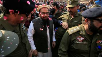 Pakistan bans Hafiz Saeed-led JuD and its charity wing FIF