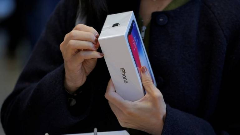 fc9fcf3f17b71c Apple's iPhones will be mass produced in India by Foxconn Technology from  this year onwards, marking a shift of the company's production from China,  ...