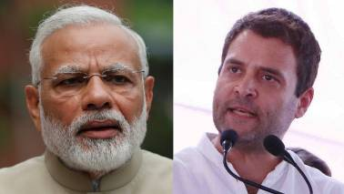 Lok Sabha Polls 2019: In a first, Nitish and Modi to hold joint rally; Congress plans mega show
