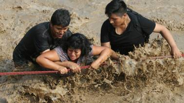 Over 4,000 NDRF personnel deployed for flood rescue operations countrywide