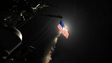 US did not violate red lines during Syria strikes, says Russia