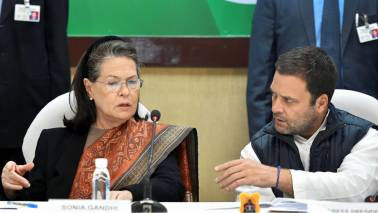 Rahul, Sonia should not attend TMC's oppn rally, feels West Bengal Congress