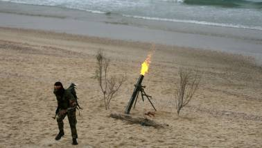 Tense calm, cease fire follows another Hamas Israel flare up