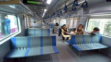 No hike in Mumbai AC local train fare till December 24