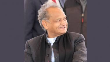 RSS making political decisions for BJP: Ashok Gehlot