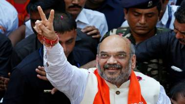 BJP chief Amit Shah sets target of 21 seats from northeast in Lok Sabha polls 2019