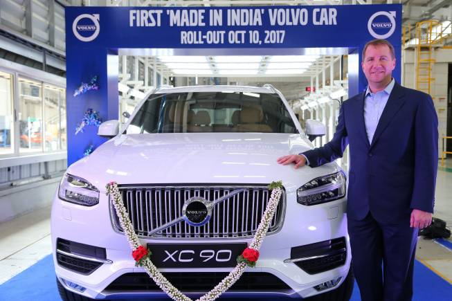 Volvo Cars Looking To Double Market Share Add More Products To