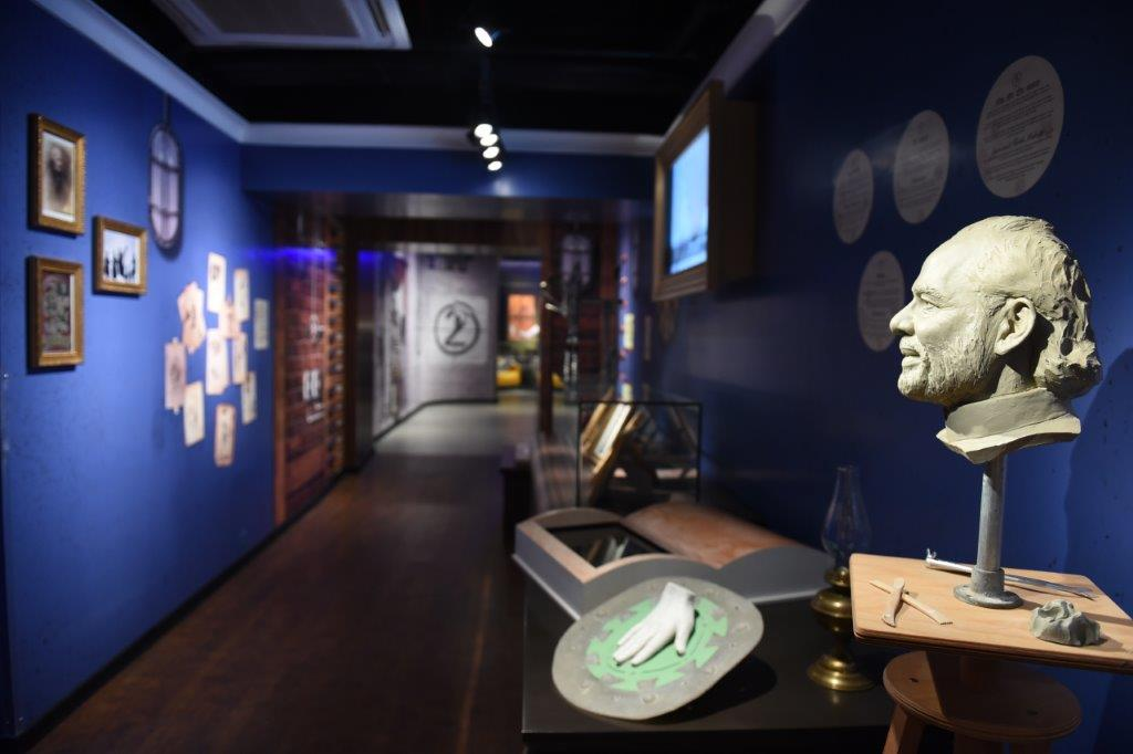 Abki Baar…| A bust of Indian Prime Minister Narendra Modi. The museum has 50 wax statues of both national and international celebrities in the ratio of 60:40. (Source: Madame Tussauds Delhi)