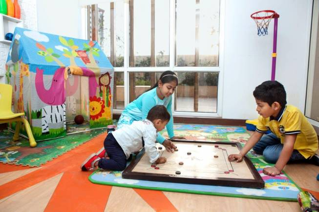 Experion_Kids Play Area (Indoor)