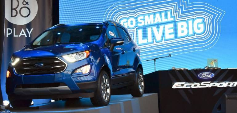 Ford India Sales Rise 21 Pc To 19988 Units In Sep