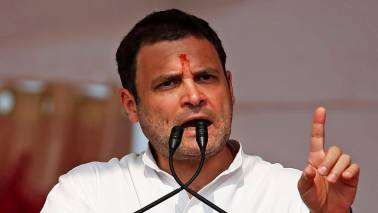Modi's Gujarat model debunked during polls: Rahul Gandhi