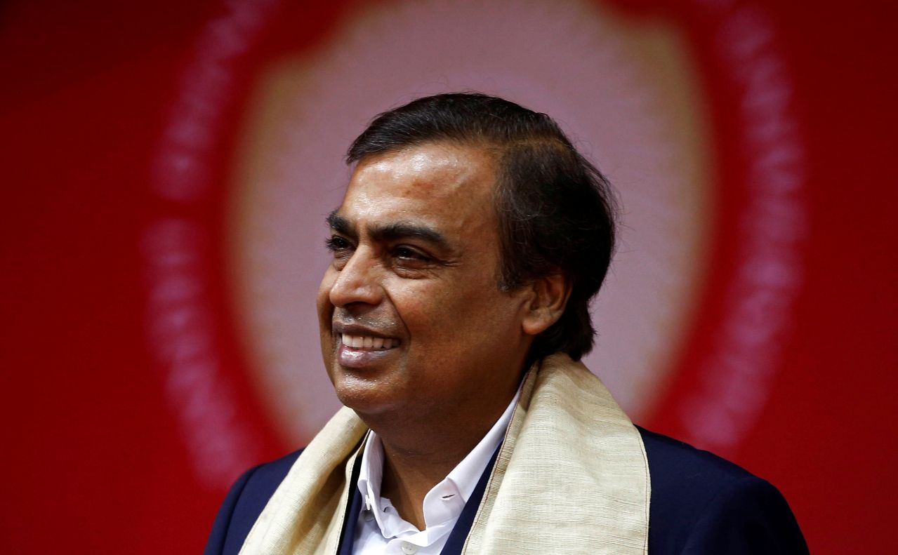 Mukesh Ambani | The 61-year-old leader of Reliance Industries eclipsed Alibaba Group Holding founder Jack Ma to become Asia's richest man. It's the latest landmark for the businessman, who owns a 27-story home in Mumbai. (Image: Reuters)