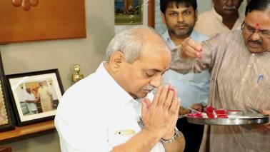 After gritty battle over portfolio, Gujarat Deputy CM Nitin Patel emerges victorious