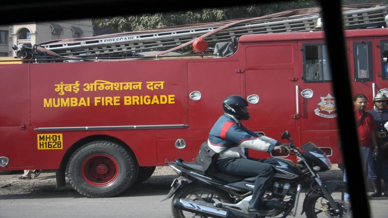 One Above Fire incident