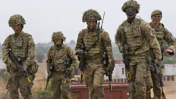 Anti-terror ops to be focus of mega military drill featuring India, Pakistan in Russia