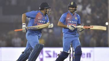 IND vs SL 1st T20I Updates: Chahal, Kuldeep spin web; Lankans bowled out for 87 after India's 180/3
