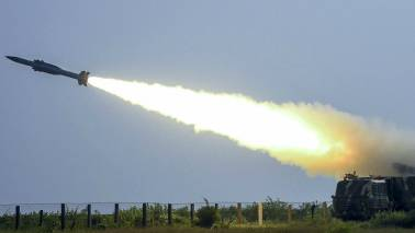 Anti-tank guided missile test-fired successfully