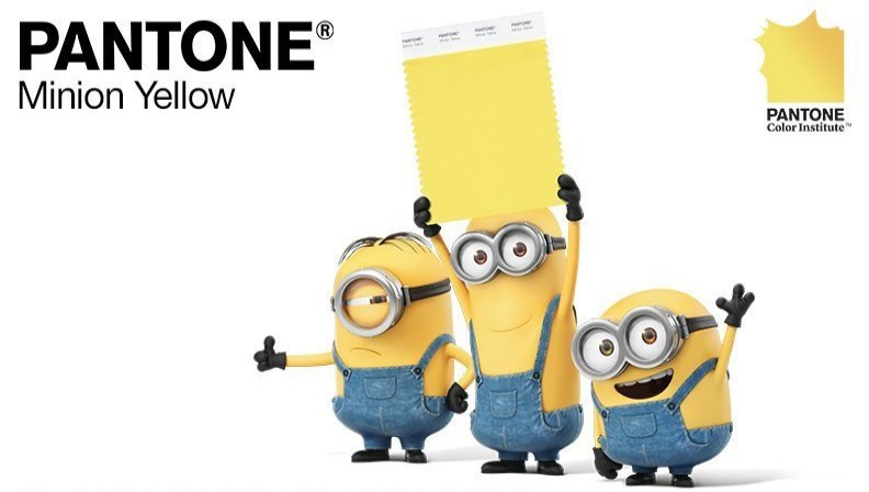 Answer 12: Minion / the Minions It is the first colour in the history of Pantone to be named after a character.