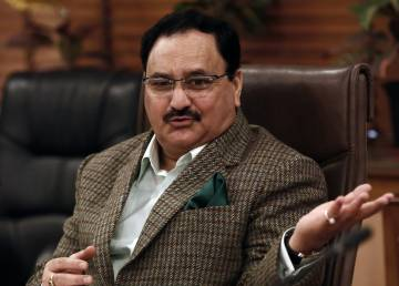 Finances will never be a problem for NHPS: Health Min J P Nadda