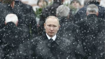 Vladimir Putin storms to landslide election win, bags new 6-year term as President