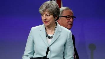 Theresa May pulls parliamentary vote on her Brexit deal