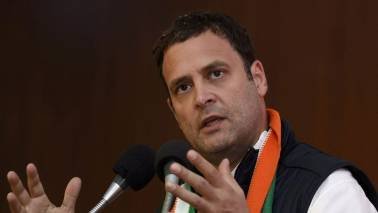 'No Confidence Motion' by Sensex on Modi's budget: Rahul Gandhi