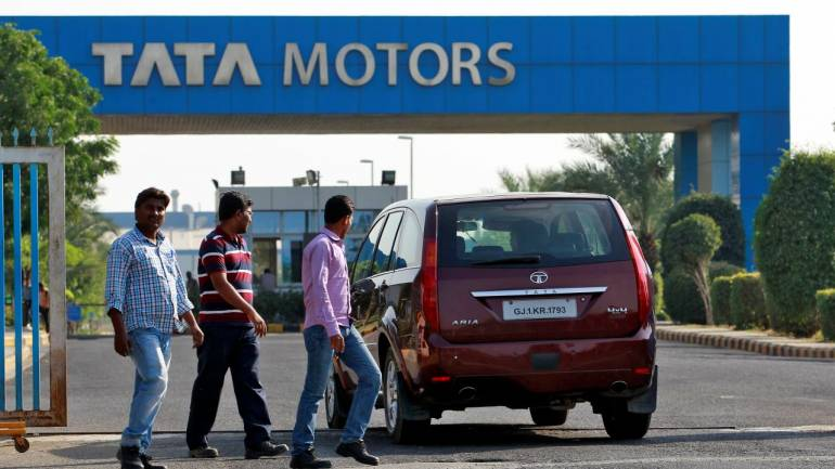 Tata Motors surges 3% on strong growth in US JLR sales
