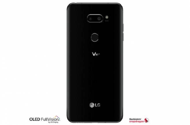 LG V30 plus, LG website