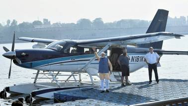 Seaplanes can boost tourism in a big way: Spicejet CEO