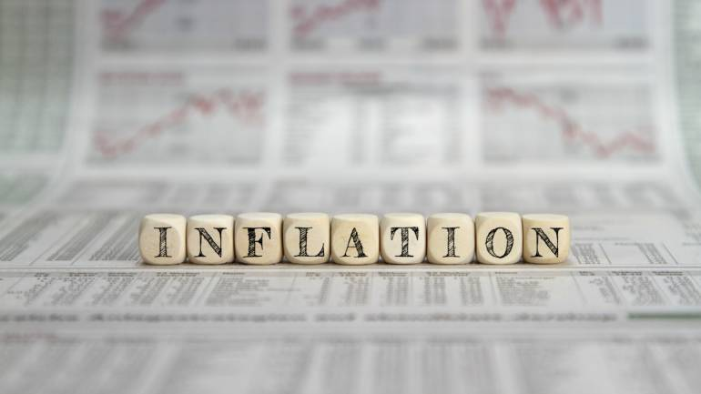 December quarter average inflation at 4.6 percent, and March quarter estimated at 5.1 percent