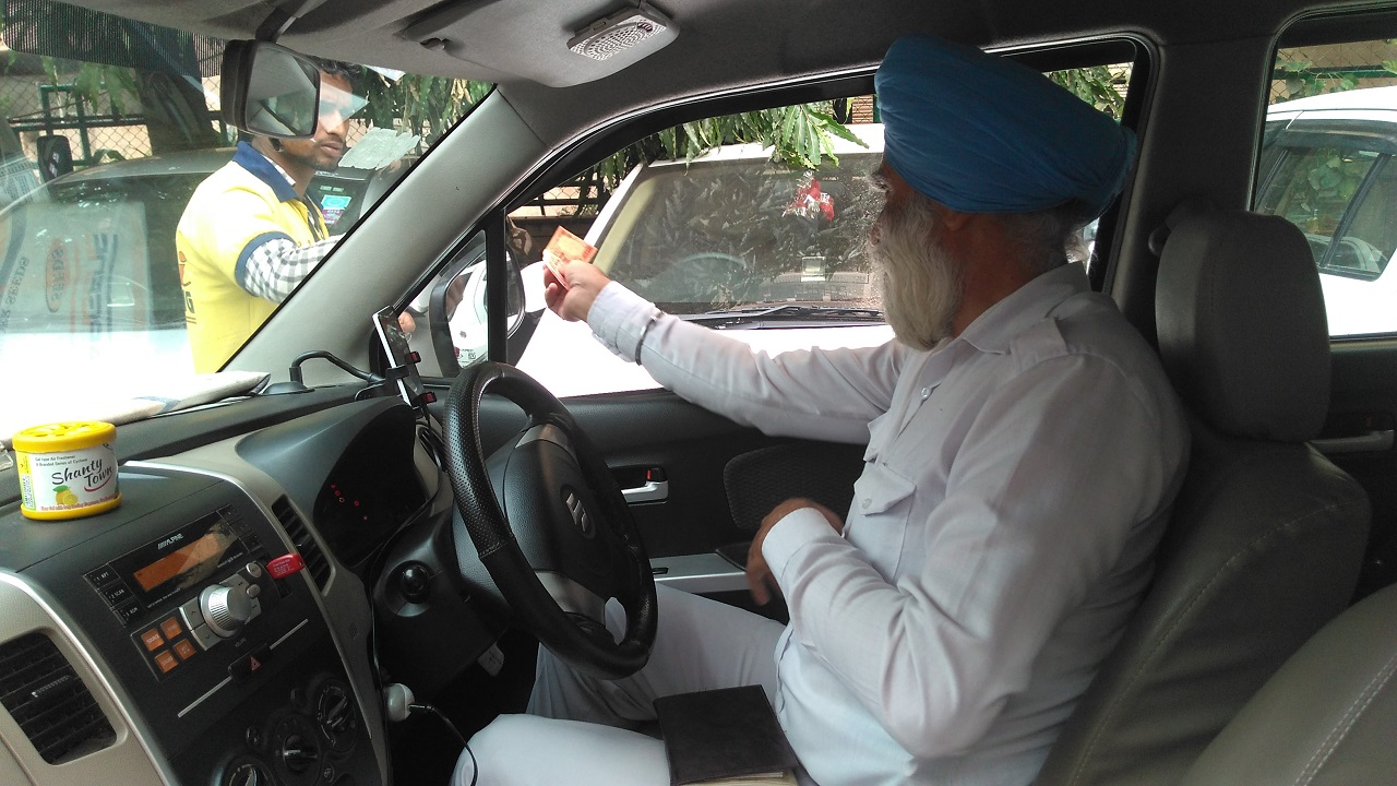 Behind The Scenes A Day In The Life Of An Ola Taxi Driver In Delhi