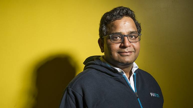 Paytm Ceo Vijay Shekhar Sharma We Are Profitable Even