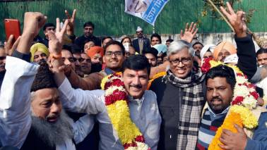 With 3 Rajya Sabha MPs, AAP strength in Parliament now 7