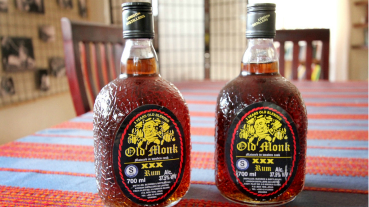 NOT GETTING KNOCKED DOWN | Post 2002, the sales of Old Monk declined amid tough competition from multiple other brands. So, when in 2015, rumours of Old Monk being shut down spread, the fans of India's favourite rum took to social media to express their displeasure. The manufacturers, in response, strongly denied such rumours and said that Old Monk will be the last product to take a hit even if the sales go down across the board as it is their flagship and a priority for the organisation. Till then we can happily drink to our heart's content. (Picture credit: Pinterest / @sixthcreator.com)
