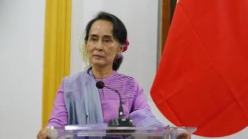 Key member resigns from Myanmar advisory panel on Rohingya crisis