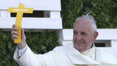 FIFA World Cup 2018: Pope Francis consoles Brazil after World Cup exit