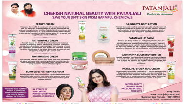 Not fair at all: Patanjali's ad labels dark complexion as 'skin ailment'