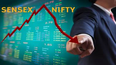 Market is haemorrhaging, but Sensex & Nifty seem to suggest rude health