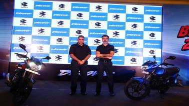 Expect 'V' brand bike sales to increase to 15000 units per month: Bajaj Auto