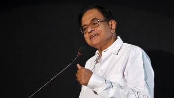 Chidambaram attacks govt over rocky ties with RBI, says FM and RBI Guv worked closely under UPA