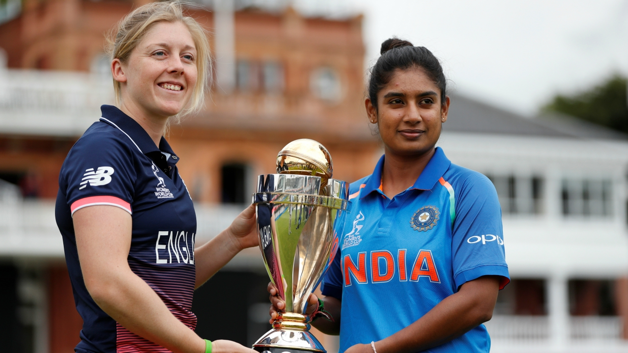 In 2017, the Indian Women's Cricket Team reached the finals of the Women's Cricket World Cup, against Australia. The team delivered a great performance on the pitch and helped in elevating the importance women's cricket in India. (Picture: Reuters)