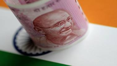 Rupee springs back from 3-month low; FOMC minutes in focus