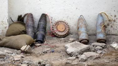 3 'powerful' IEDs planted by naxals recovered in Chattisgarh