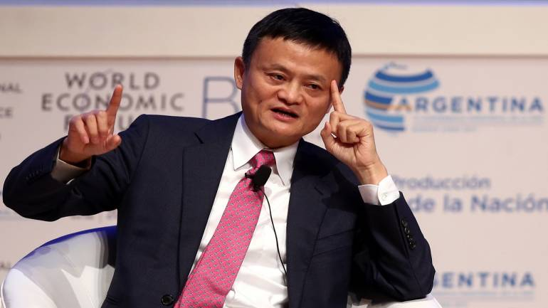 Trade War Is Like Treating Flu With Chemotherapy Jack Ma