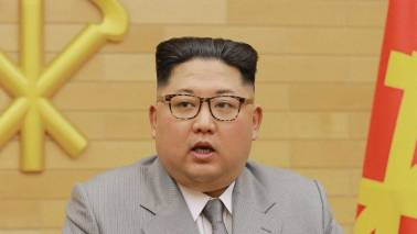 North Korea's Kim Jong Un describes South as very impressive: KCNA