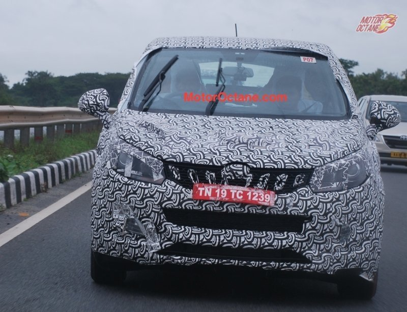 Mahindra MUV | Mahindra will launch the premium multi-utility vehicle codenamed U321 to take on the Toyota Innova Crysta. Expect the launch to happen by middle of next year. (Pic courtesy: Motor Octane)