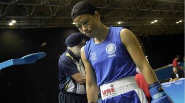 Mary Kom in final, Gaurav Solanki in semis as boxers continue onward march at CWG