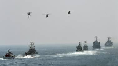 Coast Guard rescues seven sailors off Gujarat coast