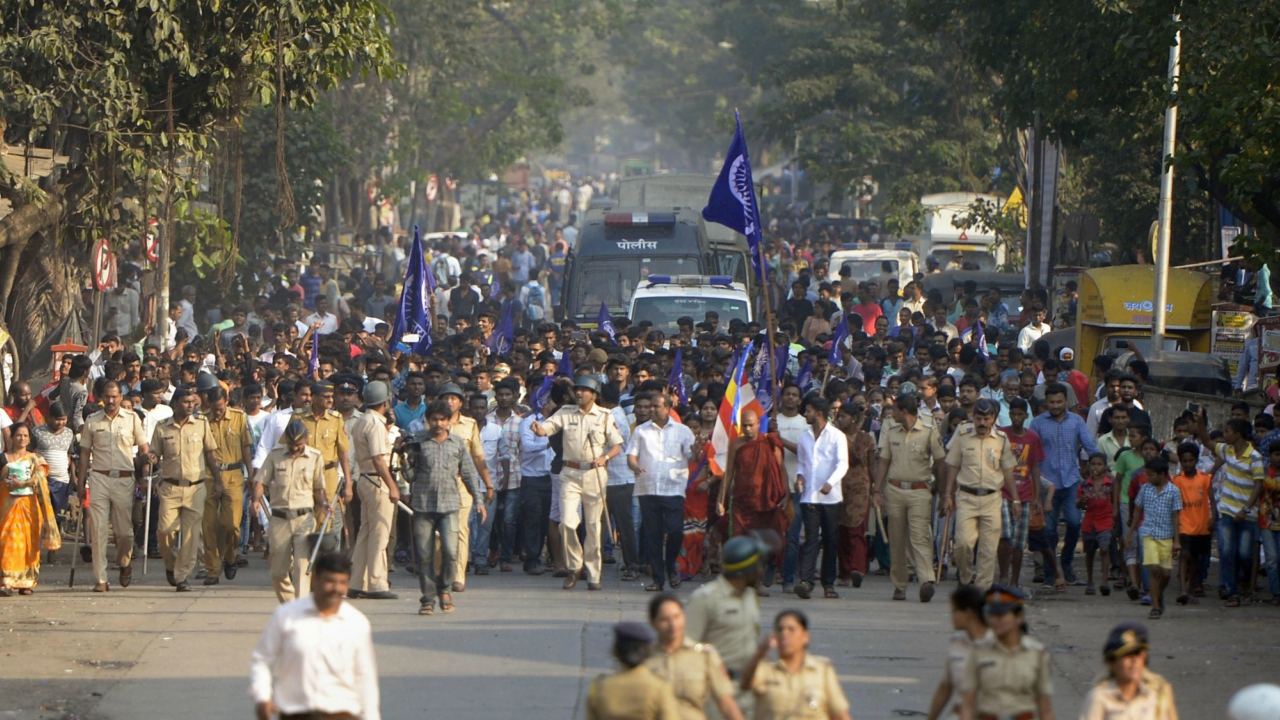 The financial capital of India, Mumbai, came to a halt on Wednesday as several Dalit groups called for Maharashtra Bandh after the protests against the violence that occurred during the bicentenary celebration of the Bhima-Koregaon battle near Pune spread to the city on January 2.