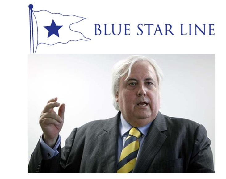 Clive Palmer has floated this company and has taken in Terry Ismay as an advisor on board for his new project.What is the project about and why his particular interest in Terry Ismay?